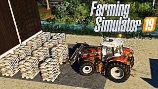FARMING SIMULATOR 19 #21 - LA FABBRICA DI FARINA w/Robymel81 - NF MARSCH ITA