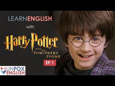 ฝึกภาษาอังกฤษจากหนัง Harry Potter EP.1