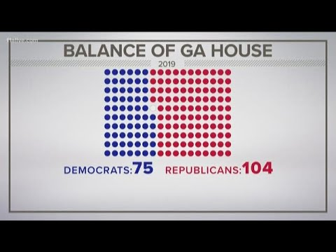 Could The GOP Lose Its Georgia House Majority In 2020?