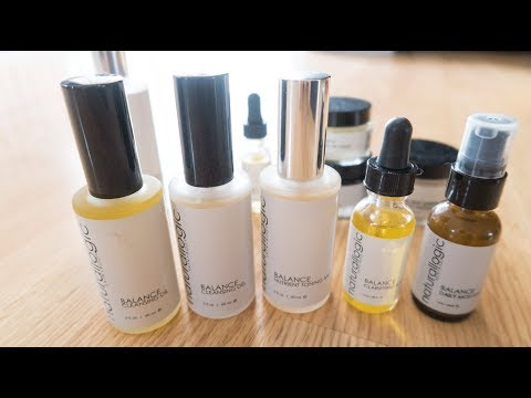 Naturallogic Balance Line Review - Natural, Effective Skincare for Oily, Acne Prone Skin!