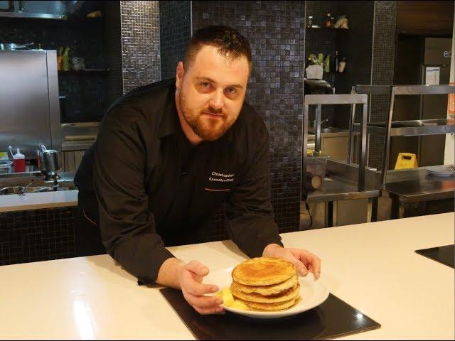 Top Chefs Making Pancakes: Christopher Graham - dusitD2 Nairobi