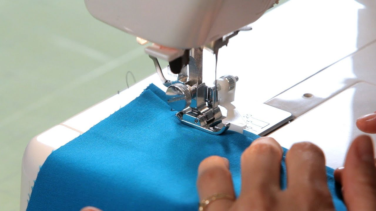 How to prevent puckering sewing machine youtube