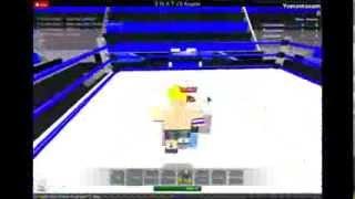 Roblox:WWE Smackdown