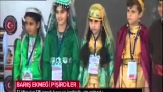 BARIŞ EKMEĞİ FESTİVALİ - TRT HABER - 2016
