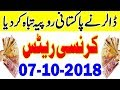 Pakistan Today US Dollar And Gold Latest News | PKR to US Dollar | Gold Price in Pakistan 07-10-18