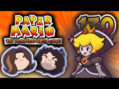 Paper Mario TTYD: The Battle Rages On - PART 130 - Game Grumps