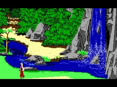 King's Quest IV: The Perils of Rosella (PC) Playthrough ...  Rosella Kings Quest