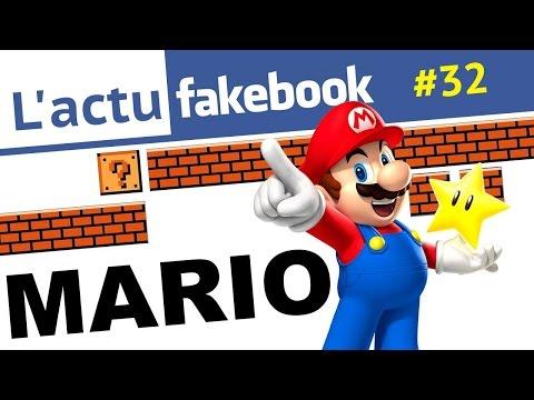 MARIO - Actu Facebook #32