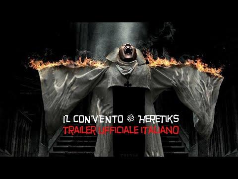 Il Convento (Heretiks) - Trailer Ufficiale Italiano