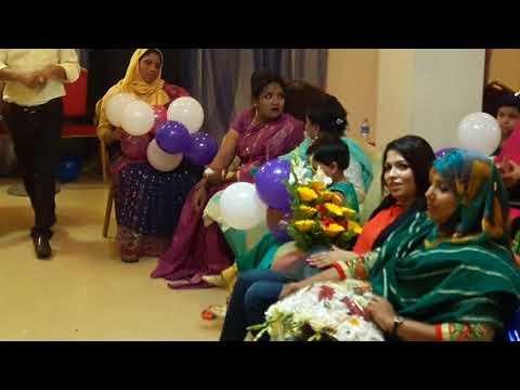 Modhu hoi hoi | Birthday Celebration | Abul Kalam Azad MP