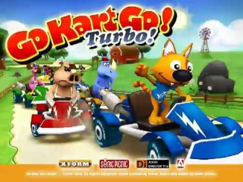 go karts go turbo