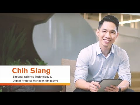 Chih Siang, Shopper Science Technology & Digital Projects Manager, Singapore