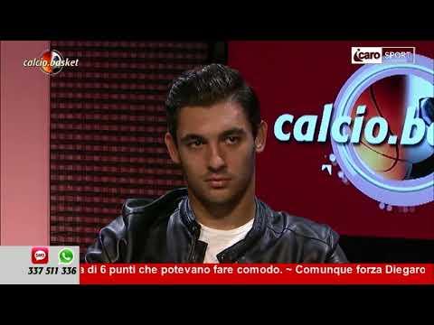 Icaro Sport. Calcio.Basket del 6 novembre 2017 - 4a parte
