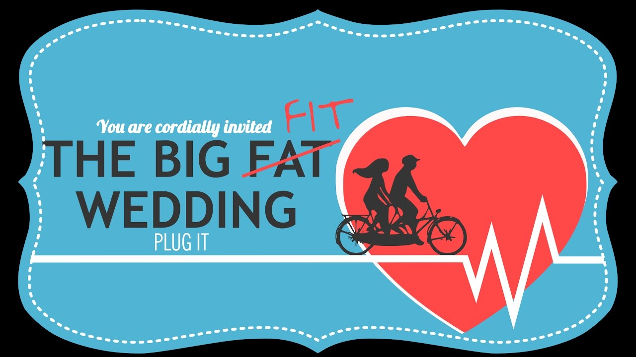 The Big Fit Indian Wedding | #PLUG IT | 4Play - YouTube