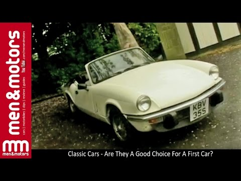 Classic Cars – Are They A Good Choice For A First Car?