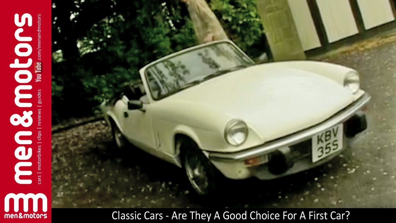Classic Cars - Are They A Good Choice For A First Car? - YouTube
