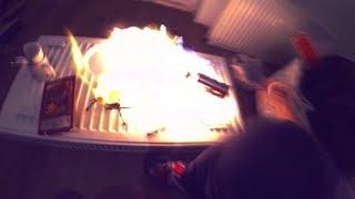 Как спалить хату, пещерная кулинария, SVR после оффроуда.