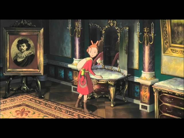 Arrietty - The Borrowers | Trailer #1 D (2011)