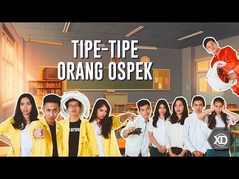 TIPE TIPE ORANG OSPEK DI INDONESIA