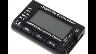 Обзор тестера LCD Battery Capacity Checker Controller Tester for LiPo LiFe Li-ion NiMH Nicd(Поддержать мой проект и..., 2014-11-03T22:41:31.000Z)
