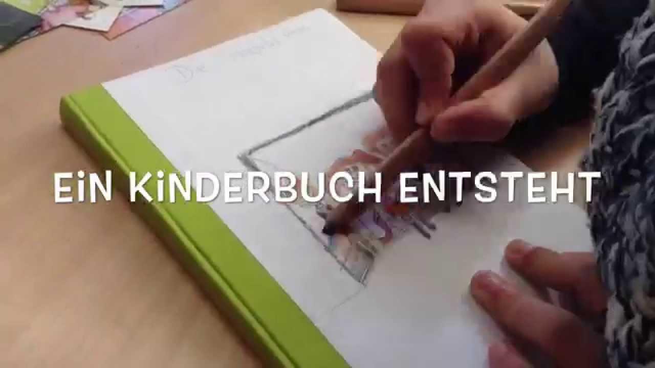 sabine hahn: ein kinderbuch entsteht - youtube