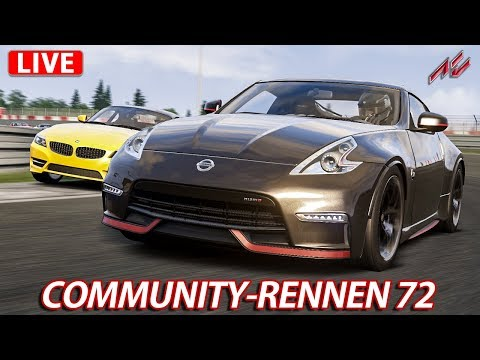Z-Duell | CR #72 - LIVE | Assetto Corsa [HD] BMW Z4 & Nissan 370Z @ Nürburgring GP