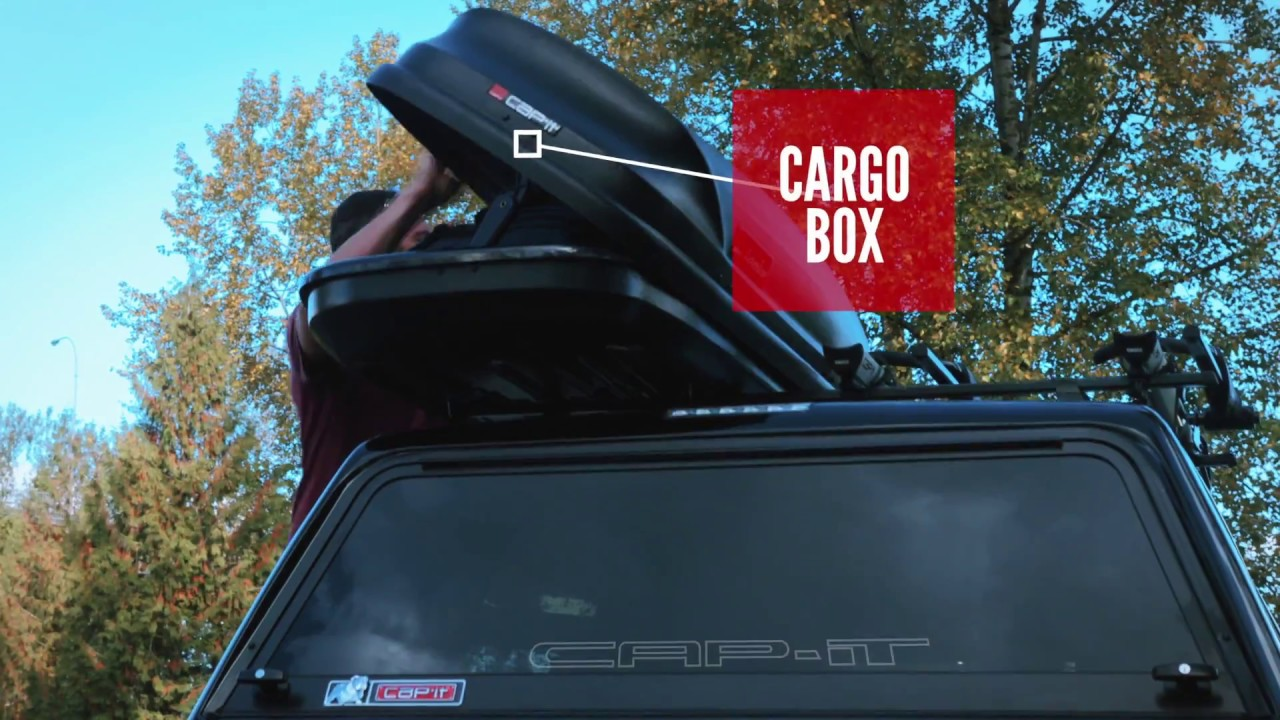 Cap-it | Camper Shells and Truck Accessories now open in the