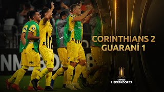 Corinthians vs. Guaraní [2-1] | GOLES | Fase 2 (Vuelta) | CONMEBOL Libertadores 2020