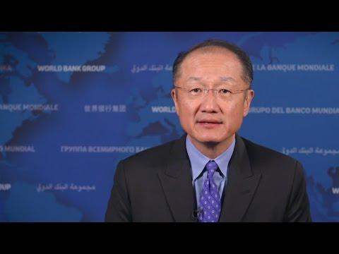 World Bank's Kim Speaks Out Against LGBTI Discrimination
