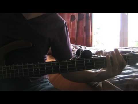 The connells - 74/75 (bass cover)