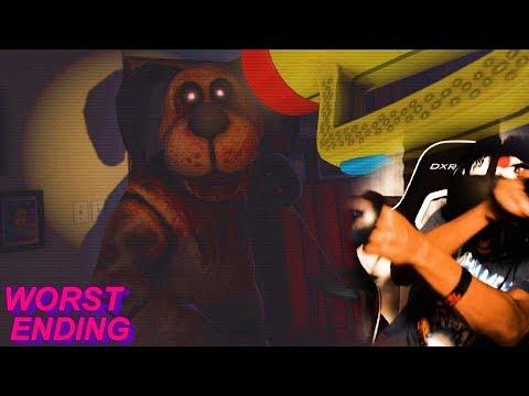 GETTING THE WORST ENDINGS   Duck Season #3 [Stuck Forever, Dead Ending]