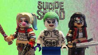 Suicide Squad Custom Lego Minifigures Part 1