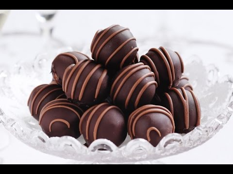 Chocolate Truffles Video Recipe For Christmas 2017