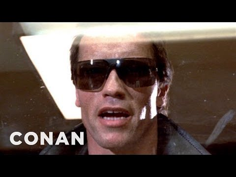 "Arnold's Alternate ""I'll ... is listed (or ranked) 2 on the list The Very Best Viral Conan Clips of 2012"