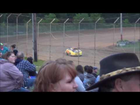 Callaway County Raceway Mini Stock Heat 5-20-16