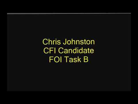 CFI FOI Task B
