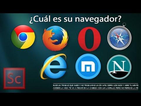 TOP 7 Mejores Navegadores WEB mas Rapidos 2015 + 2016(No es Google Chrome)