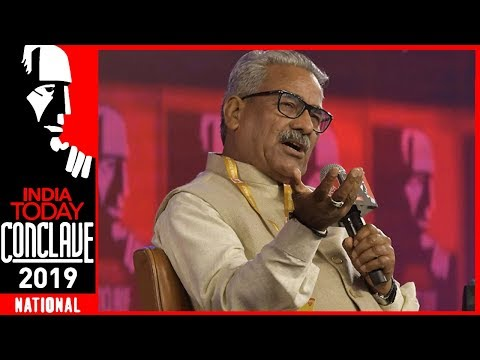 RSS Idea of India & What Liberals Don't Understand | Krishna Gopal Exclusive | IT Conclave 2019
