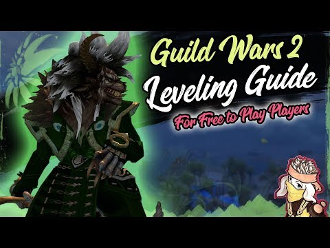 Guild Wars 2 - Leveling Guide for Free to Play (F2P) players [2018/2019] | Tips & Limitations thumbnail