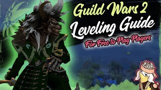 Guild Wars 2 - Leveling Guide for Free to Play (F2P) players [2018/2019] | Tips & Limitations