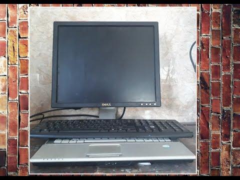 Tận Dụng Xác Laptop Làm Máy Tính Bàn