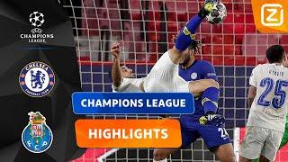 PRACHTIG! WAT EEN OMHAAL! 🤤   Chelsea vs Porto   Champions League 2020/21   Same