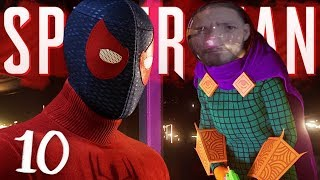 COSTUME PARTY : Marvels Spider-Man PS4 Part 10