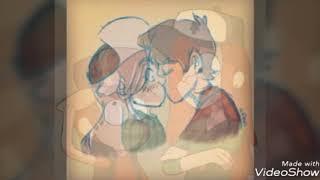 Венди и Диппер =  ❤ под песню и до рассвета пусть горит любовь!!