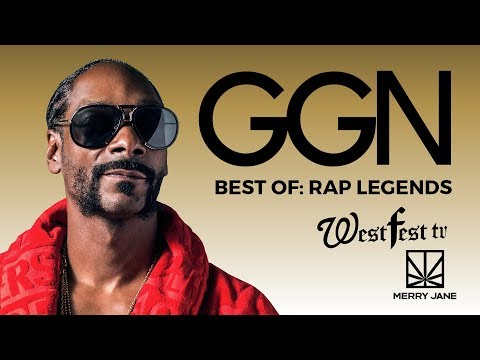 Uncle Snoop Raps With Legends of the Game Like Ice Cube, 50 Cent, and Kendrick Lamar | BEST OF GGN
