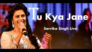 Tu kya jaane | By Sarrika Singh Live |Hath Ki Safai | Kalyanji Anand ji | Hema Malini