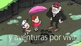 Gravity falls karaoke latino letras