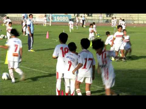 Africa's Soccer Academy: Egypt to Foster Fresh Talents