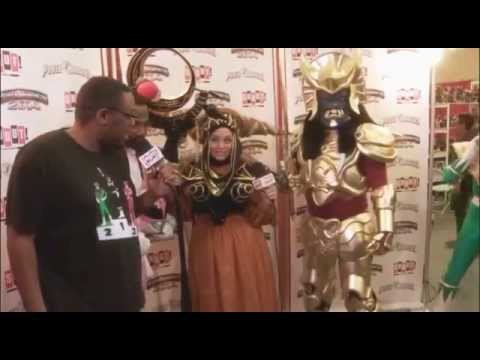Power Morphicon 4  Shout Factory  Featuring Kerrigan Mahan & Barbara Goodson