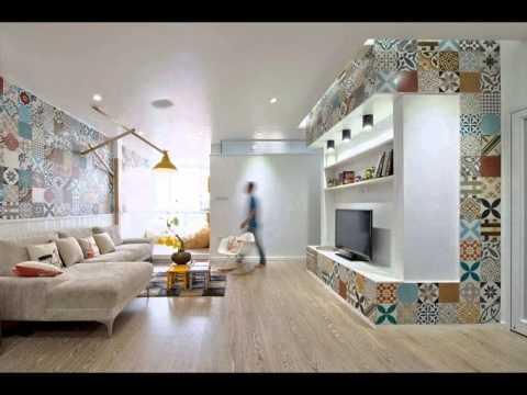 Плитка для ванной комнаты Cersanit (Rovese) Sakura - YouTube